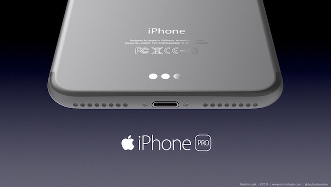 iPhone 7 Pro 5