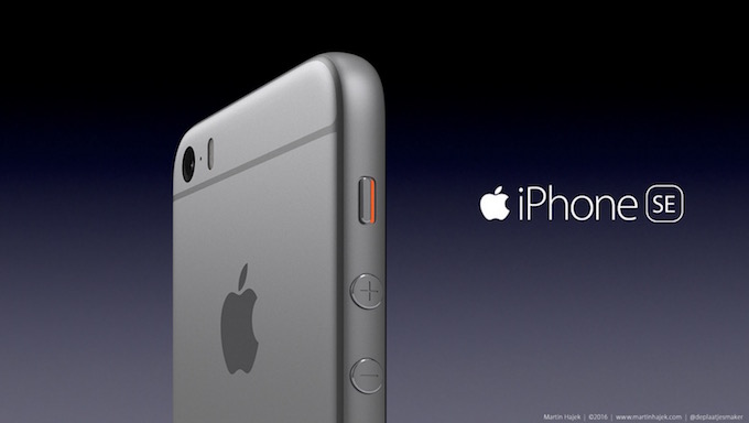 iPhone SE Design 2