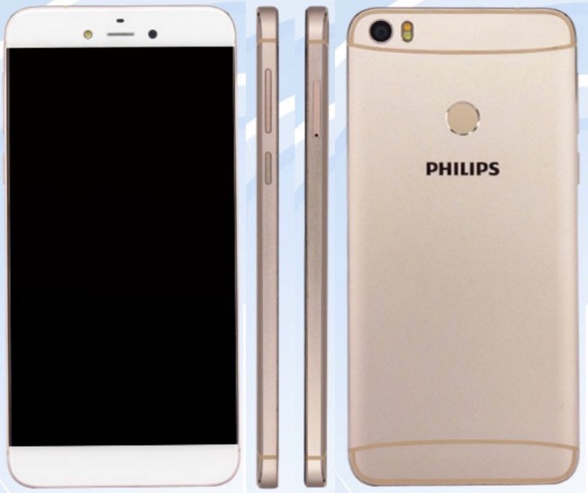 Philips S653H