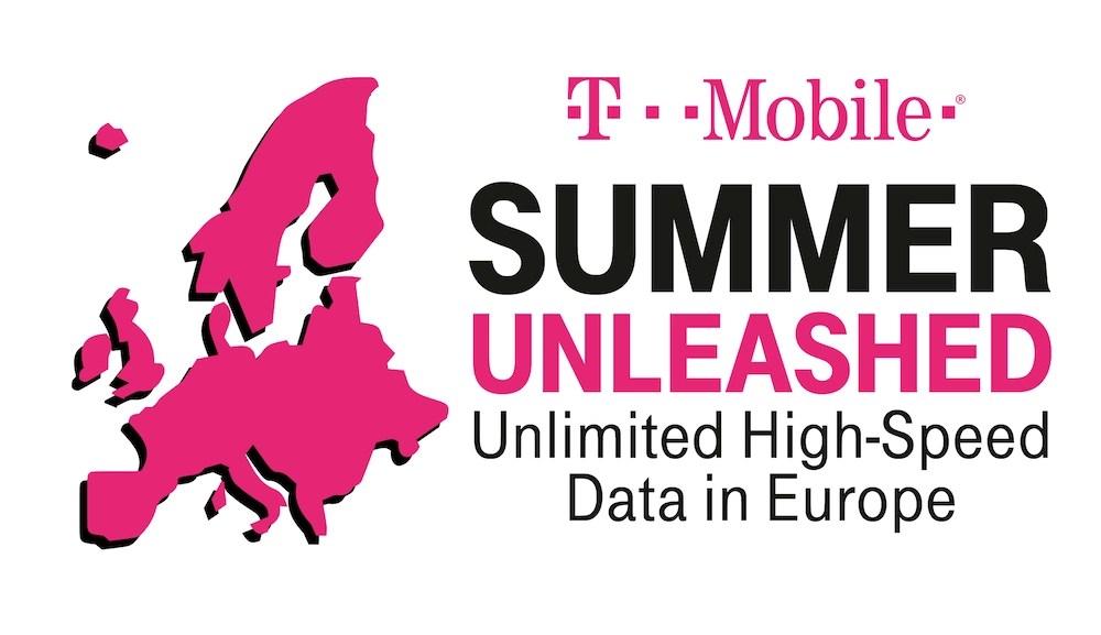 T-MObile Europe Offer