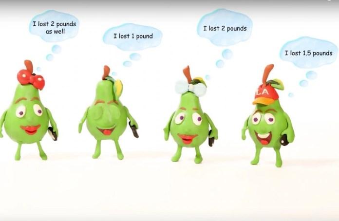 Happy Pears Group Goal Setting app