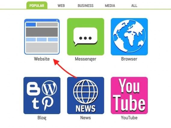 Website App