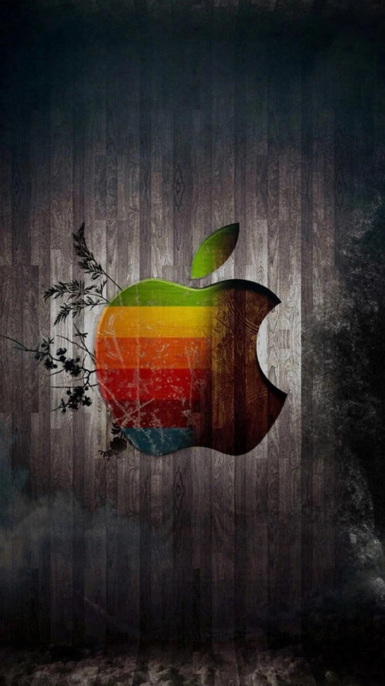 iPhone 6s Apple logo wallpaper