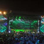 Robe in World Cup Kick Off Concert
