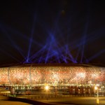 Gearhouse SA Helps Close World Cup In Style