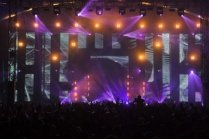 HSL Global Gathering 2010 Global Arena glo302325195a 300x200 HSL Supplies Lighting for  Global Gathering 2010