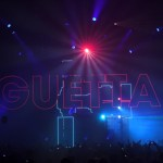 XL Video Supplies David Guetta tour
