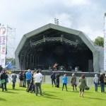 DBN lights Ramsbottom Festival