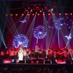 HSL Lights Katherine Jenkins Tour