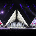 XL Video Supplies Pixled Screens for JLS Tour
