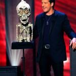 ADLIB Controls the Chaos on  Jeff Dunham tour