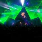 XL Video Supplies The Maccabees at Ally Pally