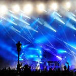 Robe LEDBeams Make Some Noise with The Prodigy in Belgrade