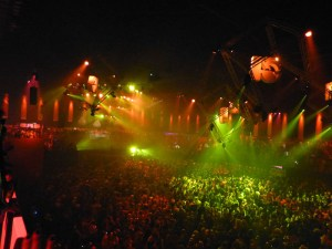 Robe Studio 54 Sportpaleis event Antwerp lights   68a