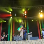 Robe Rocks at Reggae Geel Festival