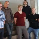 Left to Right : Frederic Opsomer, Marc Fichefet, Sam Schulpen, Hendrik Claerhout, Mario Hosten, Olivier Clybouw