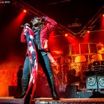 Robe Adds Volume for Skindred Tour