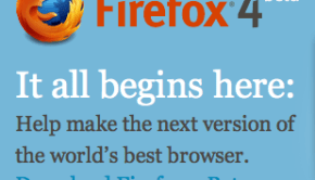 Firefox 4.1 Beta
