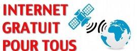 10 méthodes pour avoir la connexion INTERNET GRATUIT
