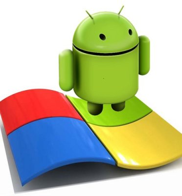 Application Android sur PC