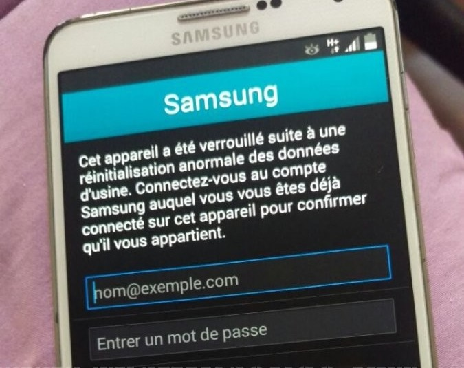 Comment cracker le verrouillage de reactivation sur le Samsung Galaxy S6 G920 (Sans OTG)