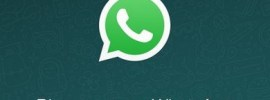 Bienvenue sur WhatsApp Facebook