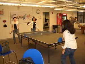 Google Ping-Pong