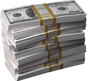 Mass of Money