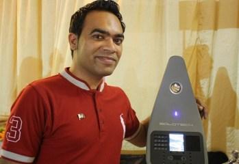 Farhan Masood CEO of SoloTech