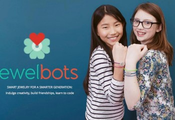 Jewelbots - Smart Jewelry for coding