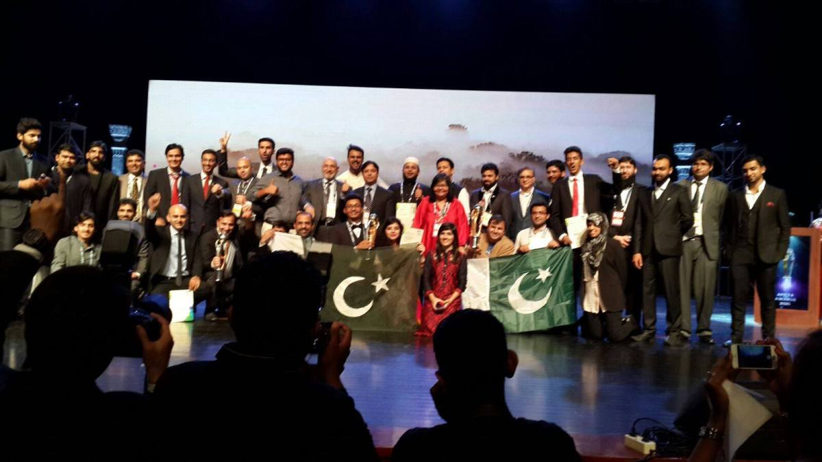 Pakistan grabs 3 Golds and 1 Silver at Asia Pacific ICT Awards