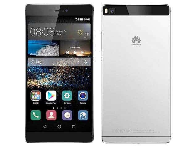 Rootear e instalar TWRP Recovery en Huawei P8 Android Marshmallow