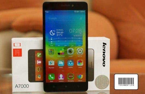 Rootear Lenovo A7000 Android Marshmallow instalar TWRP Recovery