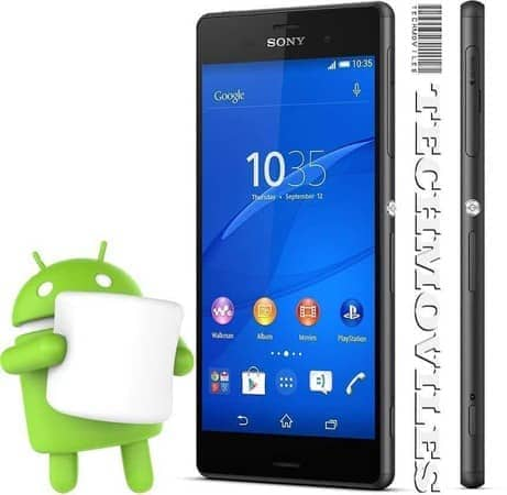 Instalar TWRP y Rootear Sony Xperia Z3 con Android Marshmallow