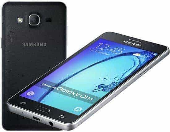 Instalar TWRP Recovery Rootear Samsung Galaxy On5