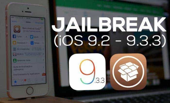 Como hacer Jailbreak iOS 9.2 - 9.3.3 iPhone iPad iPod Touch