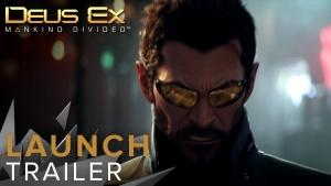 mankind divided launch trailer