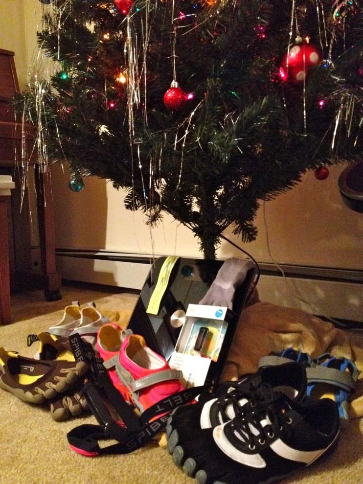 Runner's Christmas