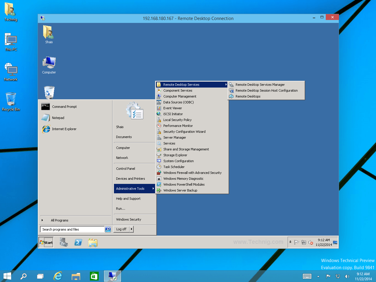 Windows xp sp3 remote desktop client download