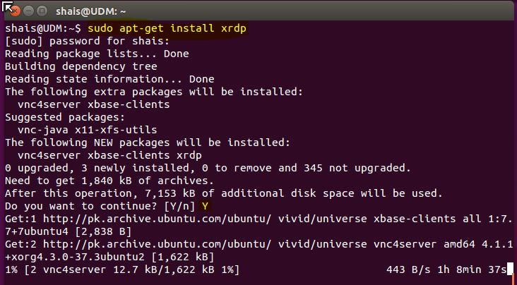 Install xRDP on Linux Ubuntu - Remote Access Windows 10 via Ubuntu