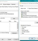 Set and Manage File Permission in Windows - Technig