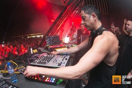 Dubfire – ENTER. Radio (Space, Ibiza) – 26-08-2015 – @dubfire