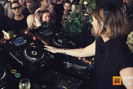 Anja Schneider B2B Hot Since 82 – BPM Festival 2016 (Knee Deep in Mobilee, Blue Parrot) – 13-01-2016 – @hotsince82