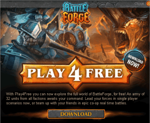Download Battleforge For Free