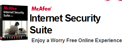 Free 90 Days License for 2 McAfee Security Products