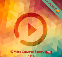 HD Video Converter Factory Pro 2016