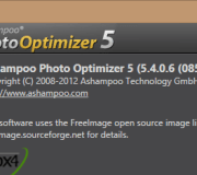 ashampoo photo optimizer 5