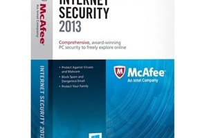 McAfee Internet Security 2013