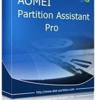 Aomei Partition Assistant Pro free