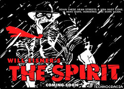 Trailer : The Spirit